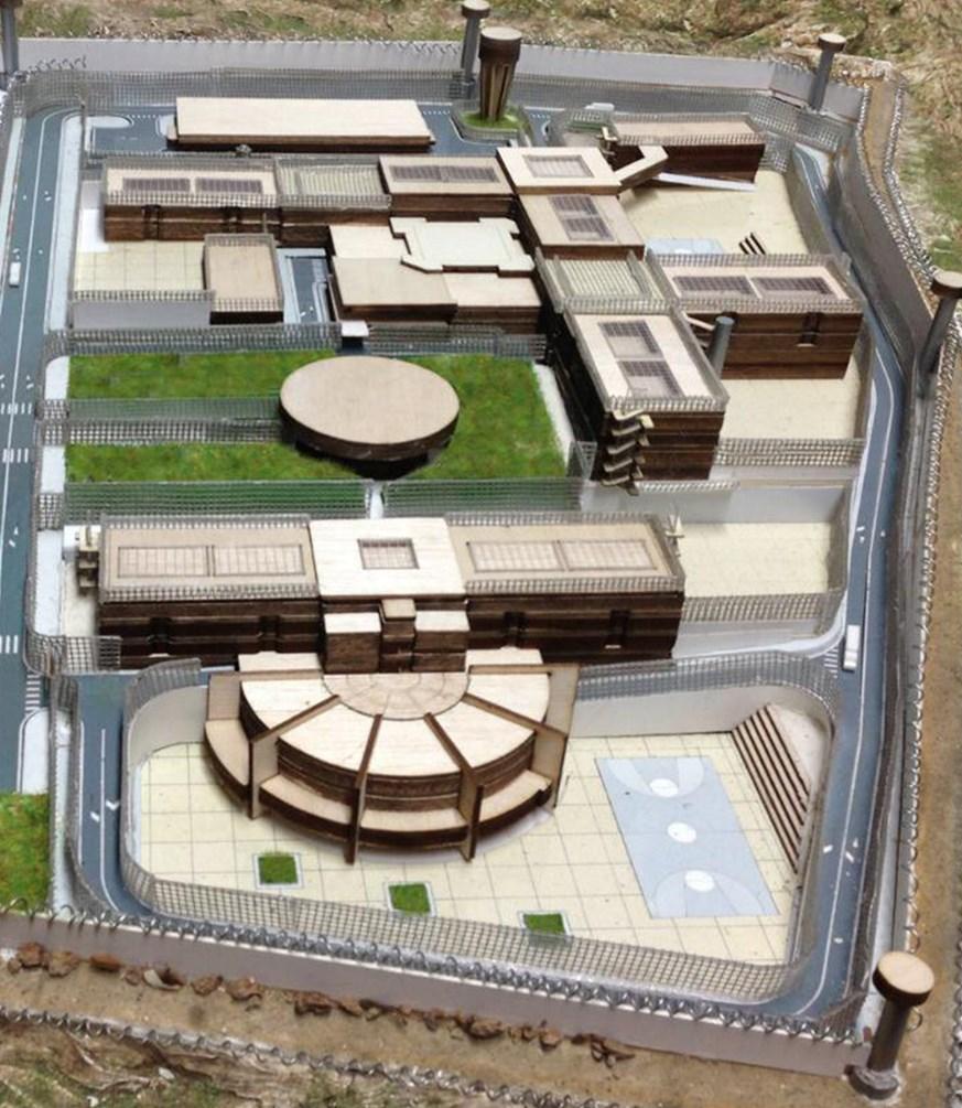 Mejdlaya Prison
